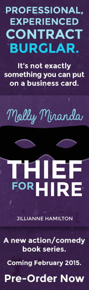 Molly Miranda Thief for Hire action comedy series