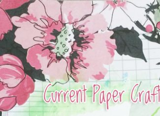 Current Paper Craft Projects + Etsy Update
