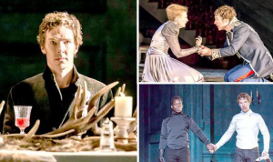 Benedict Cumberbatch as Hamlet- FIRST LOOK photos of Barbican production unveiled