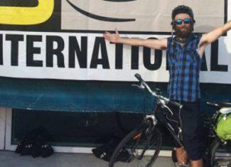 How to Bike Across North America… Twice