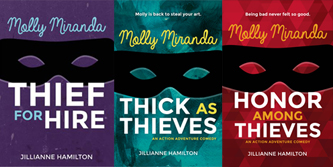 Molly Miranda book series