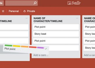 How to Use Trello to Plot a Story With Multiple Timelines