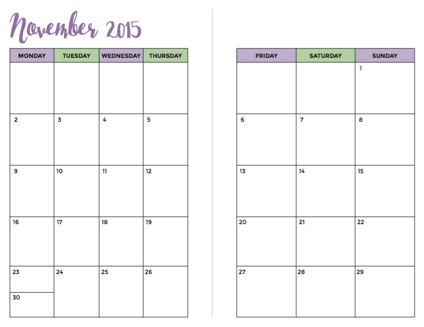 Nov2015-Calendar2Pages
