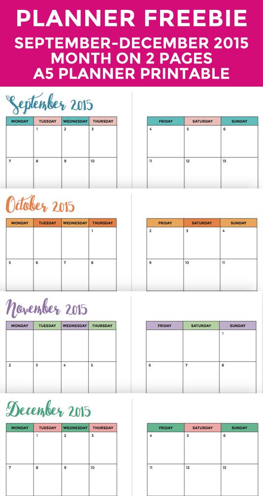 free-planner-2015
