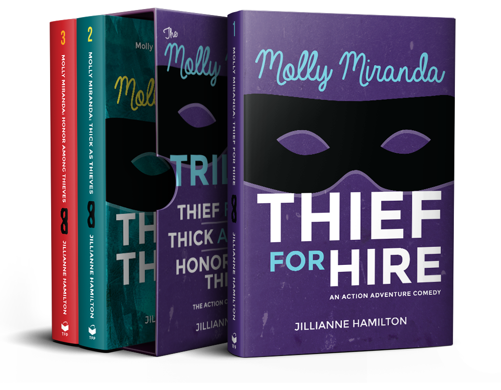Molly Miranda Trilogy