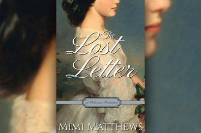 review-the-lost-letter-by-mimi-matthews