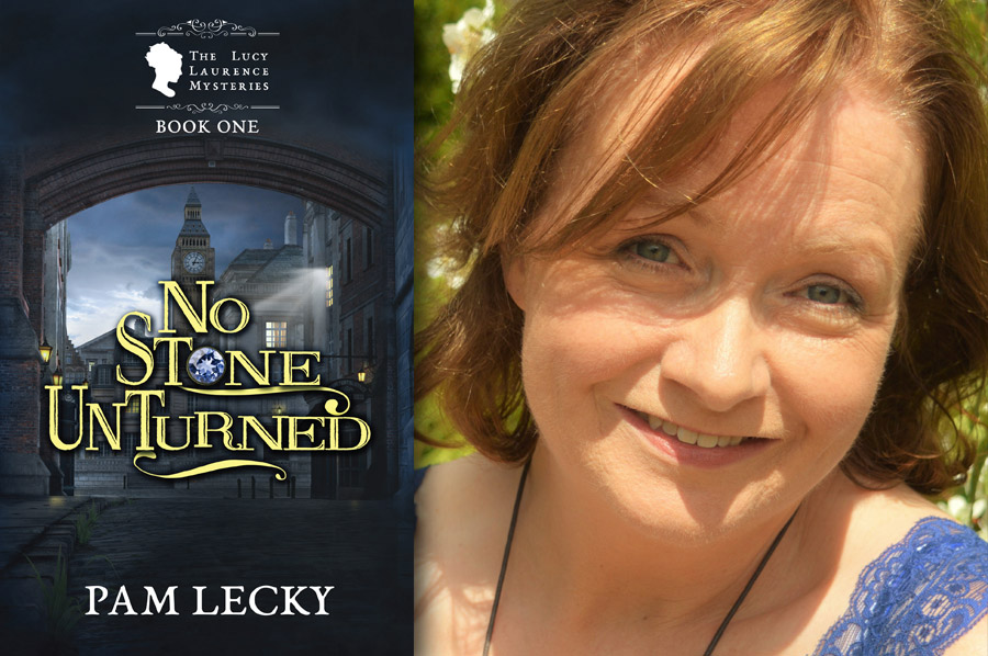 "Interview: ""No Stone Unturned"" Author Pam Lecky"
