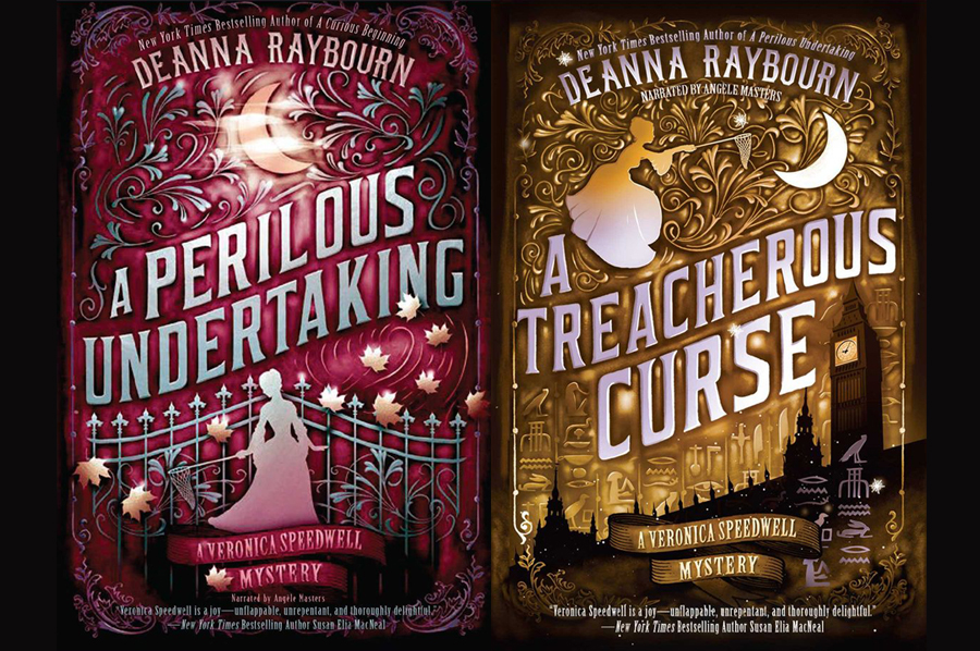 Review: A Perilous Undertaking + A Treacherous Curse