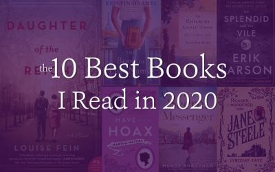 The 10 Best Books I Read in 2020