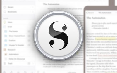 Scrivener to the Rescue!