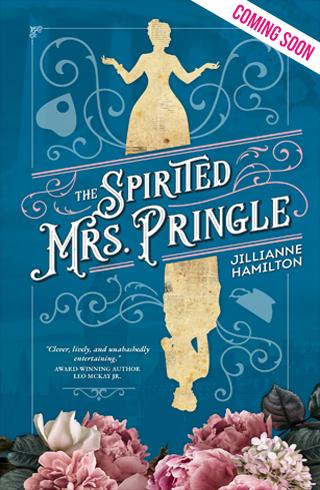 The Spirited Mrs. Pringle by Jillianne Hamilton