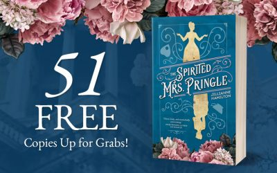 Two Book Giveaways and a Blog Tour — Oh my!