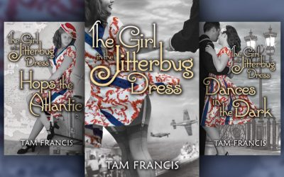 Interview: Tam Francis, Author of the Girl in the Jitterbug Dress Series