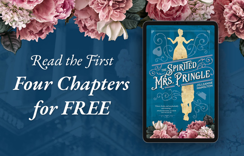 Read 4 Chapters FREE!